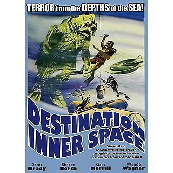 Destination indre rum [DVD] USA importerer