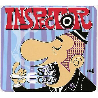 Inspektør - Ska en La Carta [CD] USA importerer