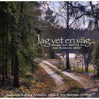 Lundin/Burman/Leijon/Pettersson/Kulander - Jag Vet En V G [CD] USA import