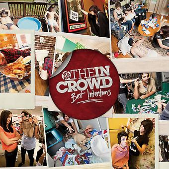 We Are the in Crowd - Best Intentions [CD] USA import