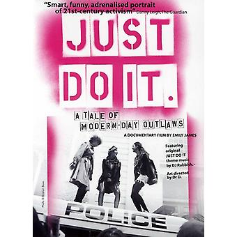 Just Do It [DVD] USA import