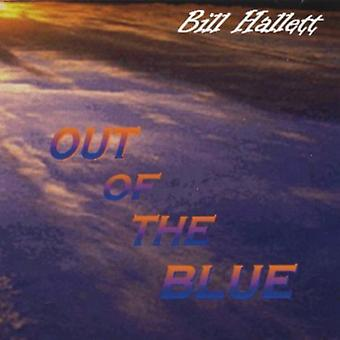 Bill Hallett - Out of the Blue [CD] USA import