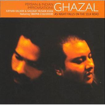 Ghazal - As Night Falls on the Silk Roa [CD] USA import