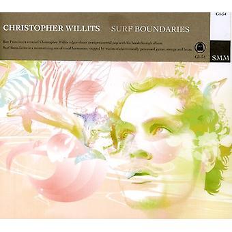 Christopher Willits - Surf grænser [CD] USA import