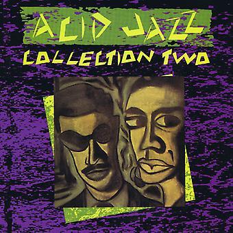 Ulike Artist - Acid Jazz: To samling [DVD] USA import