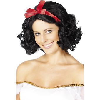 Fairy wig snow white Cinderella