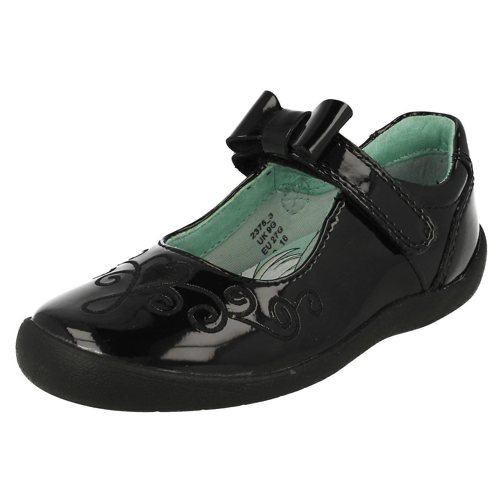 chaussures filles Startrite Smart école avec Toe Bumper princesse Elza