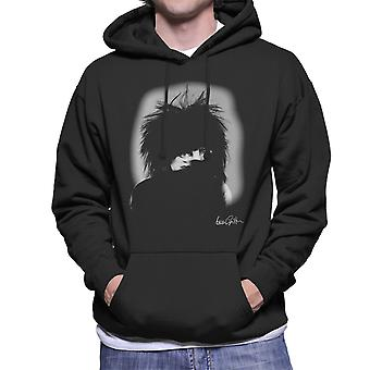 Siouxsie And The Banshees Dazzle Album Cover Men's Hooded Sweatshirt