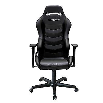 DX Racer DXRacer Drifting Series OH/DM166/N High-Back Office Chair Esport Gaming Chair Guest Chair(Black)