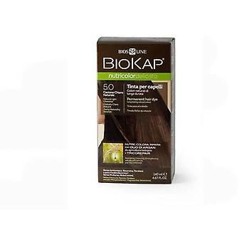 Biokap 5.0 Natural Light Chestnut 140 ml Natural Light Brown (Hair care , Dyes)