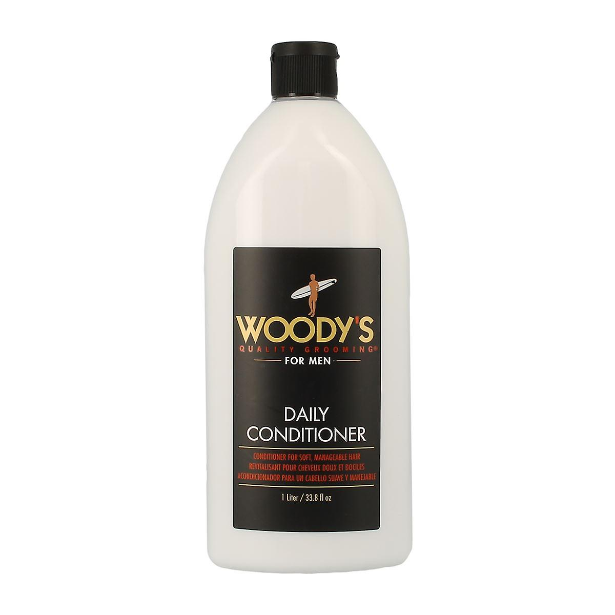 Woody's For Men Daily Conditioner 1000ml