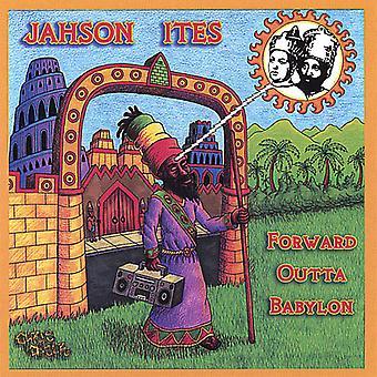 Jahson Ites - framåt Outta Babylon [CD] USA import