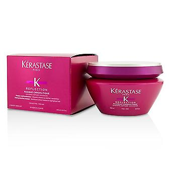 Kerastase Reflection Masque Chromatique Multi-Protecting Masque (Sensitized Colour-Treated or Highlighted Hair - Fine Hair) - 200ml/6.8oz