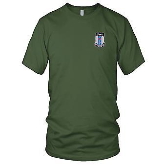 US Army - 2 brygady 101st Airborne Division oddział specjalny Batalion haftowane Patch - STB-12 Panie T Shirt