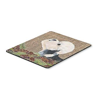 Carolines Treasures  SS4092MP Dandie Dinmont Terrier Mouse Pad, Hot Pad or Trive