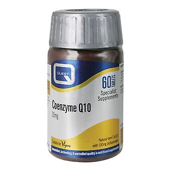 Quest Coenzyme Q10 30mg, 60 tabletter