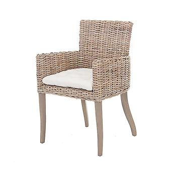 Rattan- Clubsessel - INES