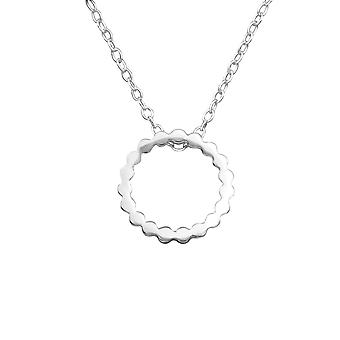 Anel-925 Sterling Silver Plain colares-W19303X