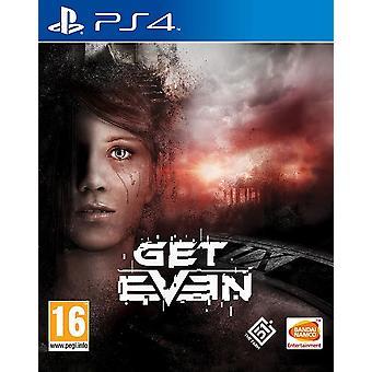 Conseguir incluso PS4 juego