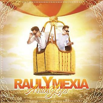 Raul Y Mexia - Arriba Y Lejos [CD] USA importerer