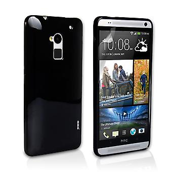 HTC One Max Gel caja - negro