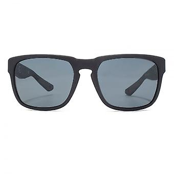 Dragon Seafarer Sunglasses In Matte Black Grey