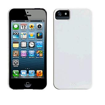 Case-Mate Barely There Case for Apple iPhone 5/5s - Glossy White