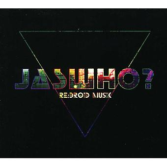 Jaswho? -Redroid Musik [CD] USA importerer