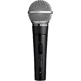 Shure SM-58 SE Wired Dynamic Microphone With Switch