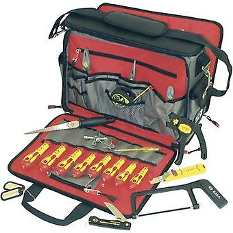 Electrical contractors Tool bag (+ tools) 18-piece C.K.