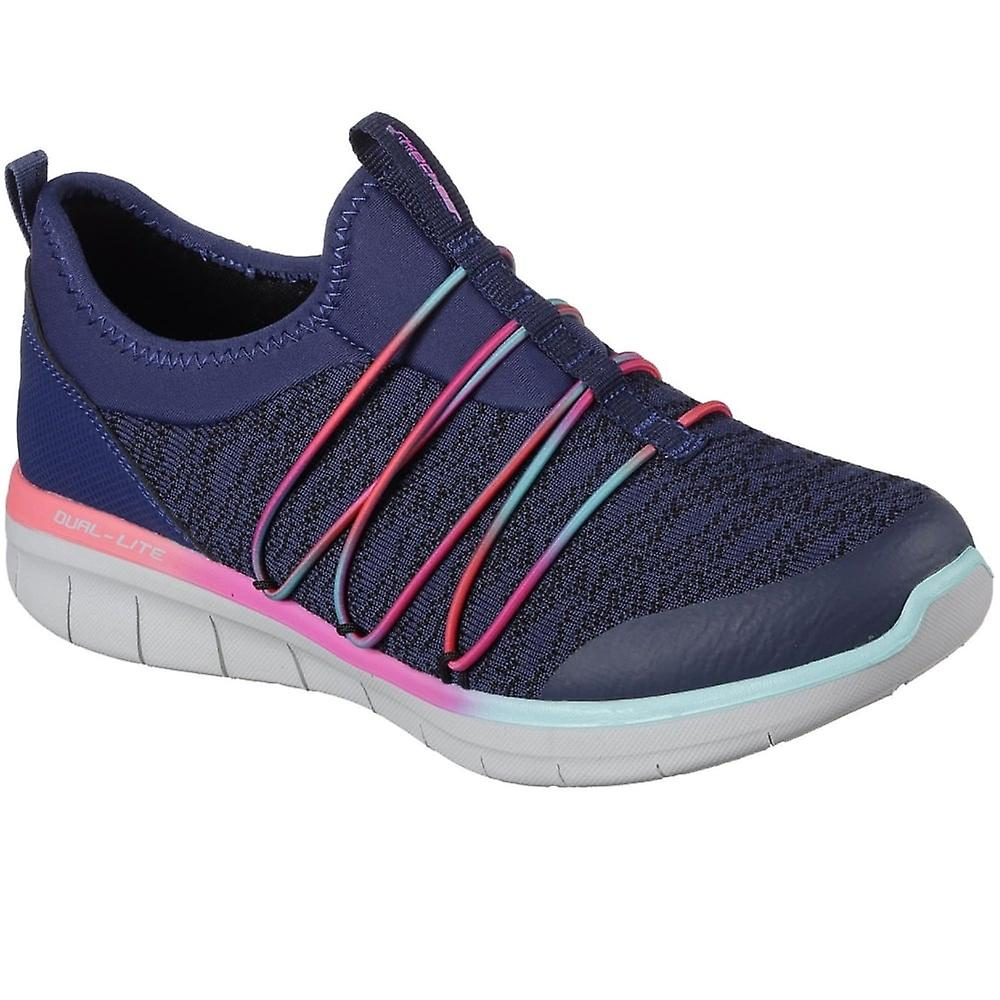 Synergy Simply Shoes 2 0 Ladies Skechers Chic Womens Sports XqwEnv