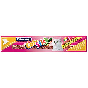 Vitakraft Cat Snacks Stick Mini (Flavour: Duck & Rabbit)