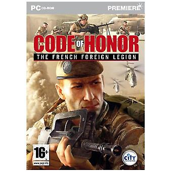 Code Of Honour The French Foreign Legion (PC CD)