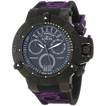 Invicta  Subaqua 10190  Silicone Chronograph  Watch