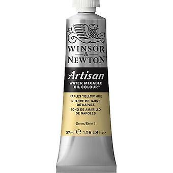 Winsor & Newton Artisan vatten blandbart olja färg 37ml (422 Naples gul nyans S1)
