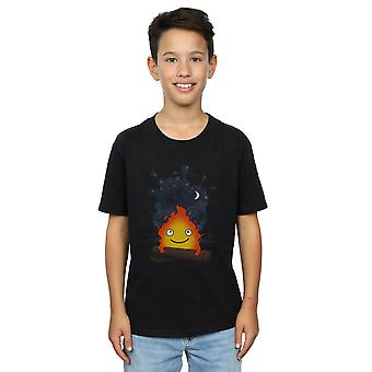 Vincent Trinidad Boys Walking Castle T-Shirt