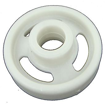 Indesit IDL40SUK Dishwasher Lower Basket Wheel