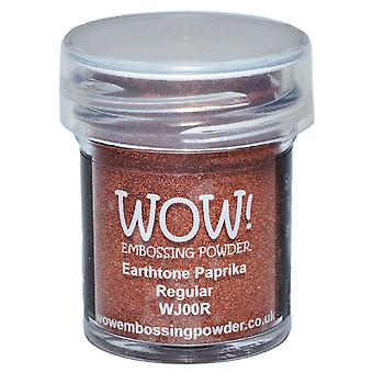 WOW! Embossing Pulver 15ml-Paprika