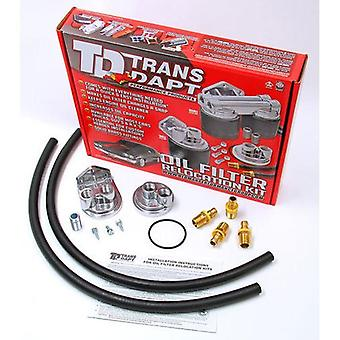 Trans-Dapt 1150 Oil Filter Relocation Kit