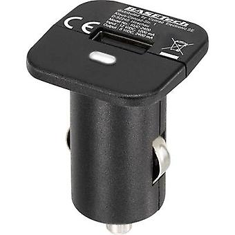 Basetech KUC-2400 KUC-2400 USB charger Car Max. output current 2400 mA 1 x USB