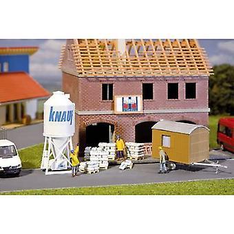 Faller 180601 H0 Plaster silo, Trailer office