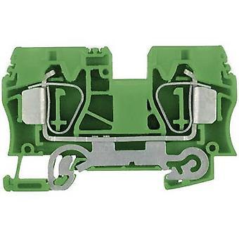 Weidmüller 1745250000 ZPE 16 1.5 - 16 mm² Green-yellow
