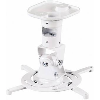 Hama 118610 Projector ceiling mount Tiltable Max. distance to floor/ceiling: 22 cm White
