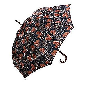 Red Squirrel Umbrella (Straight)