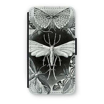 iPhone XS Flip Case - Haeckel Tineida
