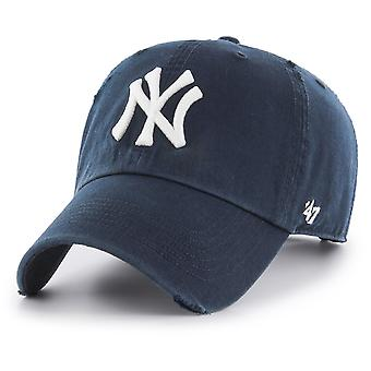 47 fire relaxed fit Cap - RIDGE New York Yankees royal