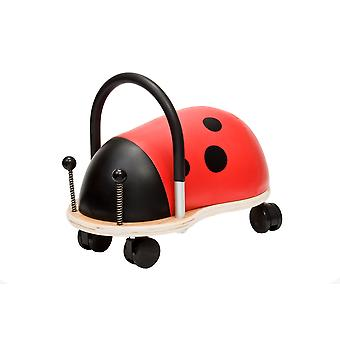 Wheelybug Ride On Ladybird