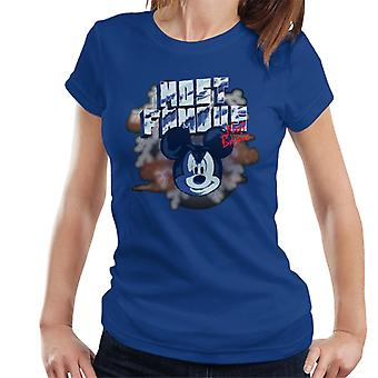 Disney Mickey Mouse Band Most Famous Not Basic Women's T-Shirt