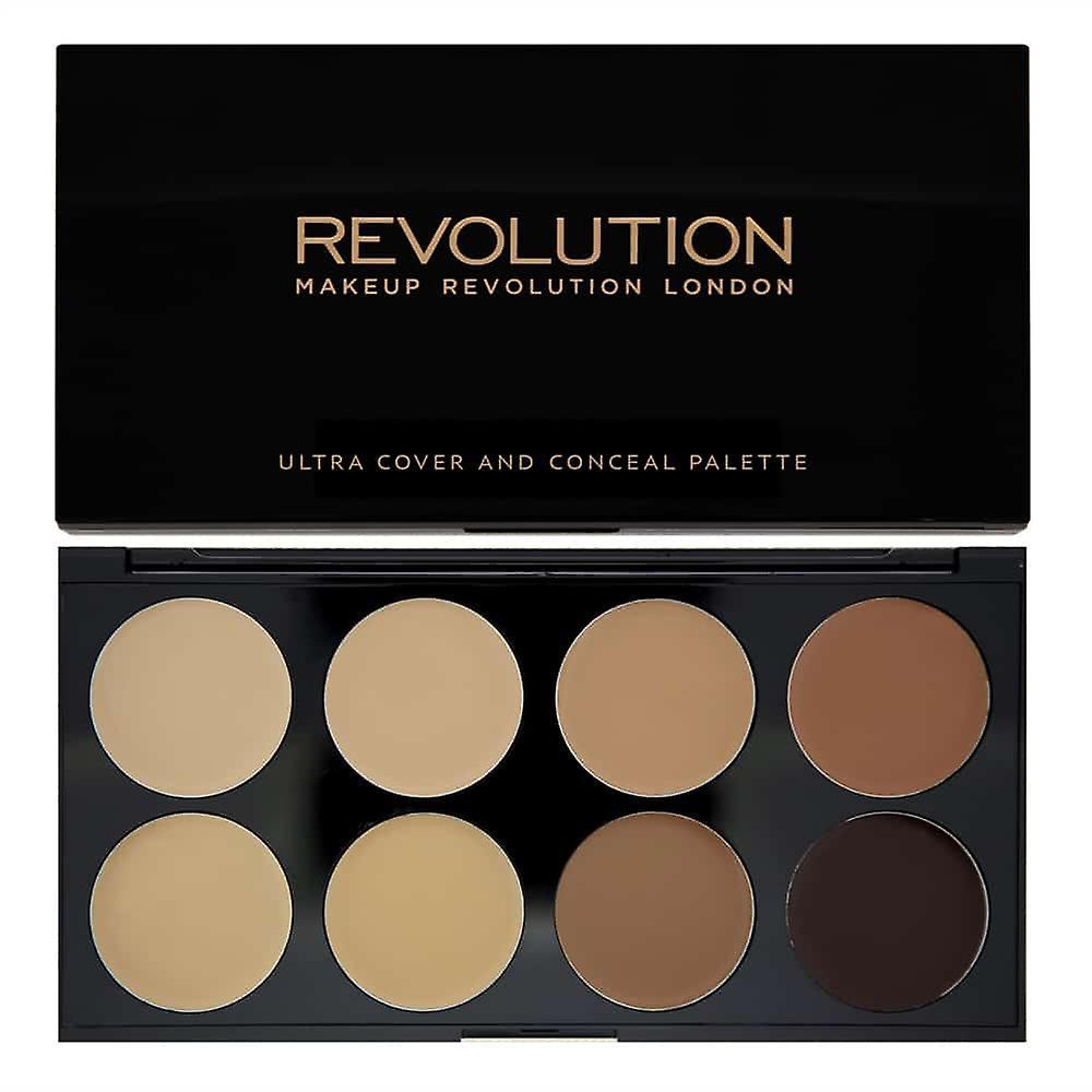 Medium Dissimuler Maquillage La Palette Révolution Et Ultra Couvrir dark zVpSMU