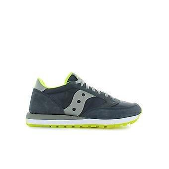 SAUCONY ORIGINALS JAZZ GREY GREEN SNEAKER